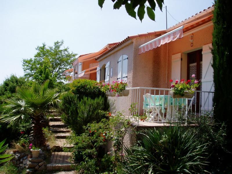 Vista esterna della casa vacanze Affitto Agriturismo 82139 Propriano