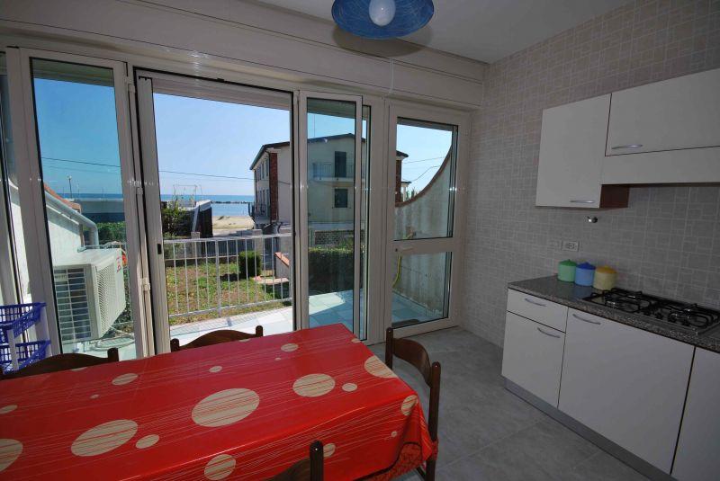 Cucina separata Affitto Appartamento 82584 Termoli