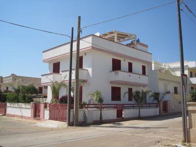 Vista esterna della casa vacanze Affitto Appartamento 84982 Pescoluse