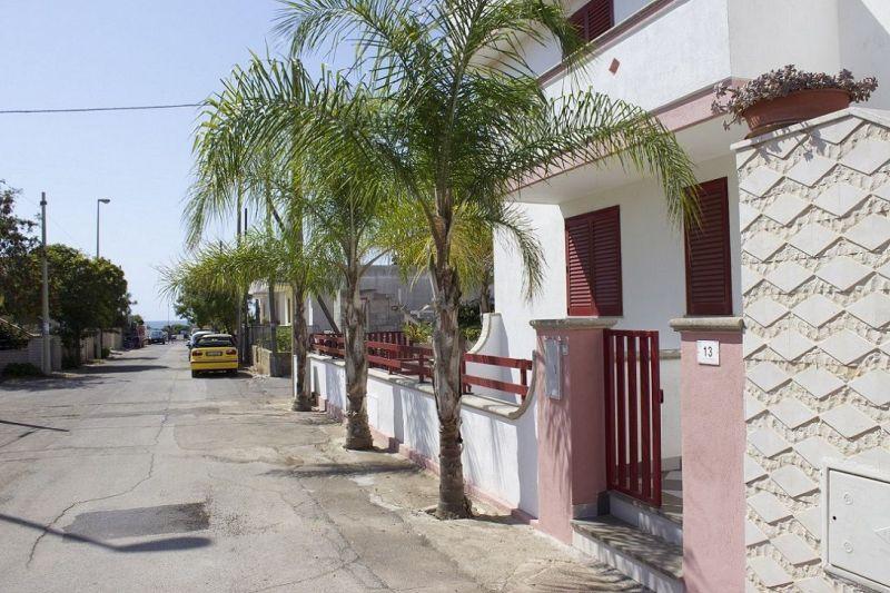 Vista dalla casa vacanze Affitto Appartamento 84982 Pescoluse