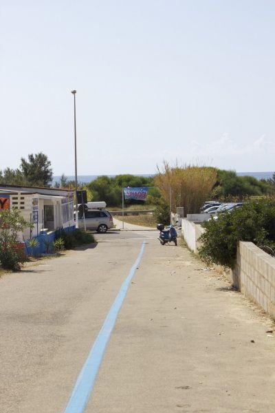 Vista nelle vicinanze Affitto Appartamento 84982 Pescoluse