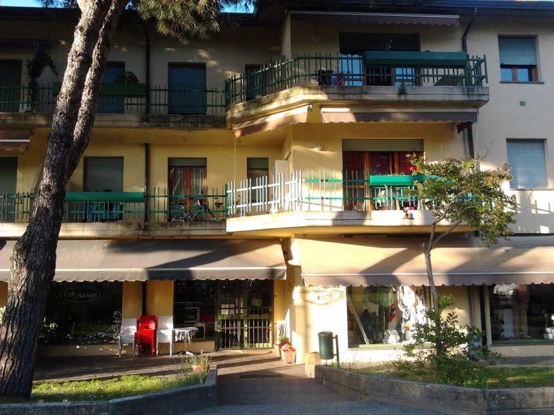 Vista esterna della casa vacanze Affitto Appartamento 86620 Marina di Massa
