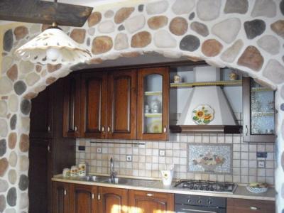 Cucina separata Affitto Appartamento 86979 Tropea