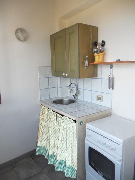 Angolo cottura Affitto Appartamento 87284 Favignana