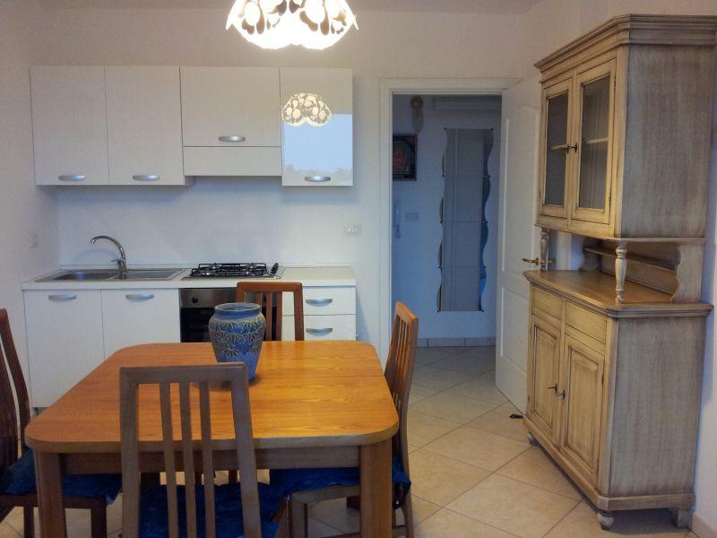 Angolo cottura Affitto Appartamento 88910 Ugento - Torre San Giovanni