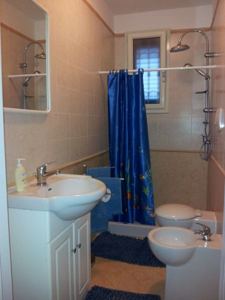 Bagno 1 Affitto Appartamento 88910 Ugento - Torre San Giovanni