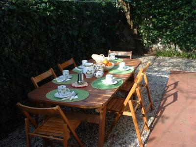 Giardino Affitto Appartamento 93680 Marina di Pietrasanta