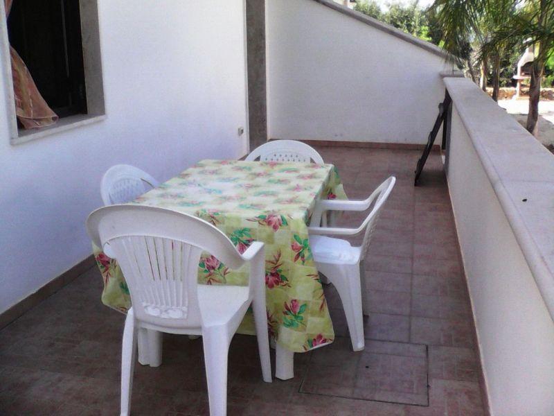 Vista esterna della casa vacanze Affitto Appartamento 95183 Gallipoli