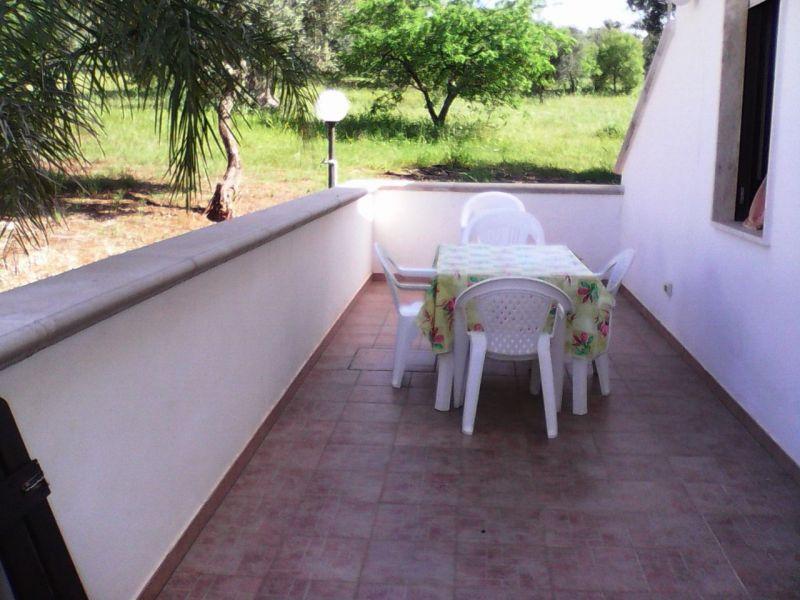 Vista dal terrazzo Affitto Appartamento 95183 Gallipoli