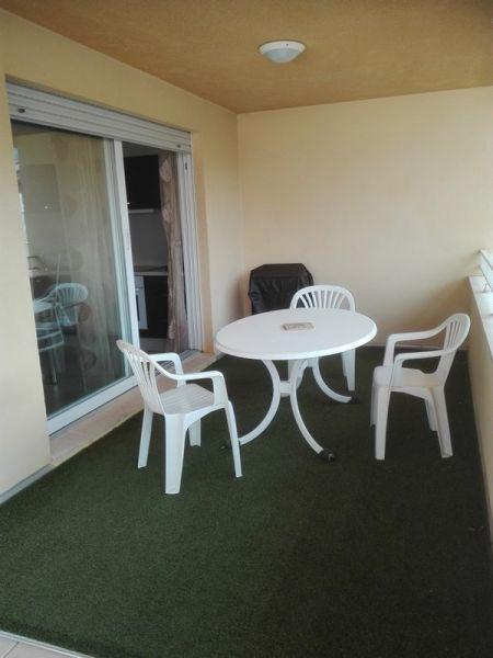 Vista dal terrazzo Affitto Appartamento 96733 Calvi