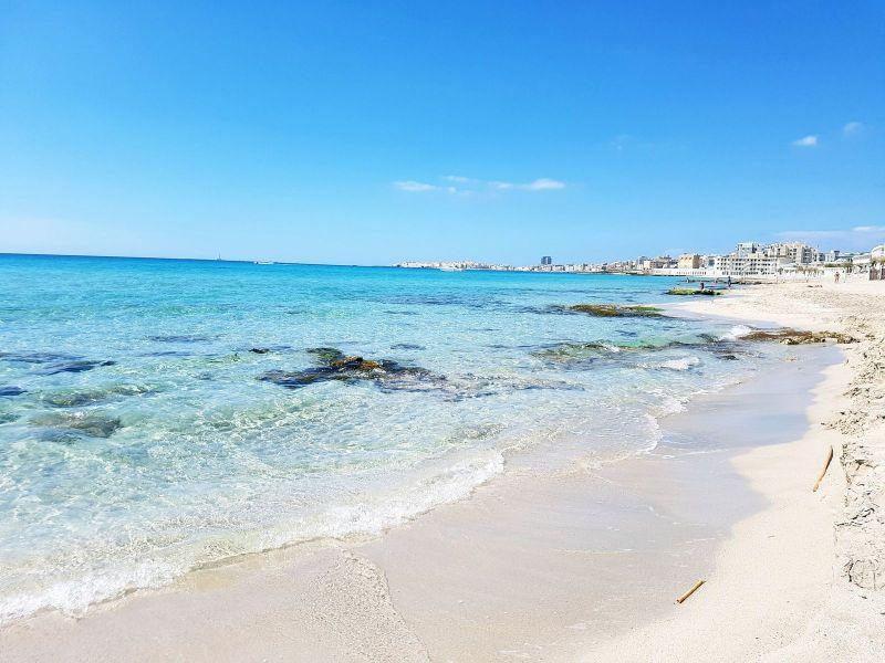 Spiaggia Affitto Appartamento 97273 Nardò