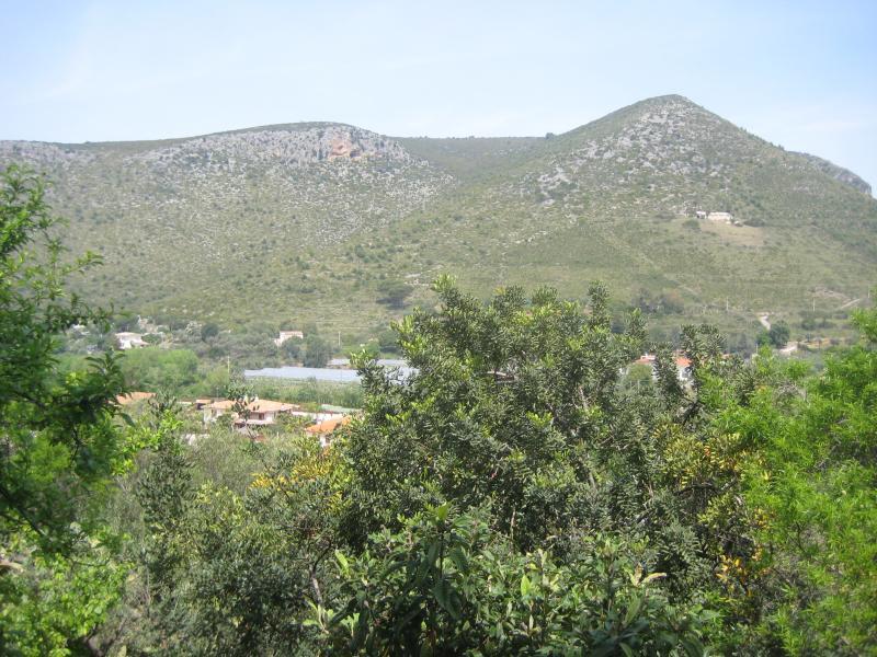 Vista dalla casa vacanze Affitto Appartamento 97604 Sperlonga