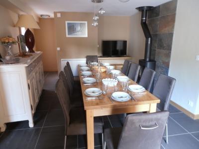 Sala da pranzo Affitto Appartamento 100352 Valloire