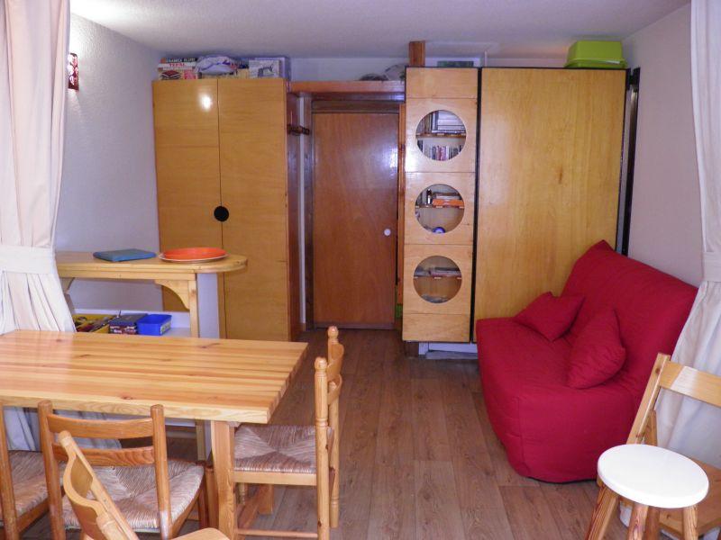 Entrata Affitto Monolocale 101432 Les Orres