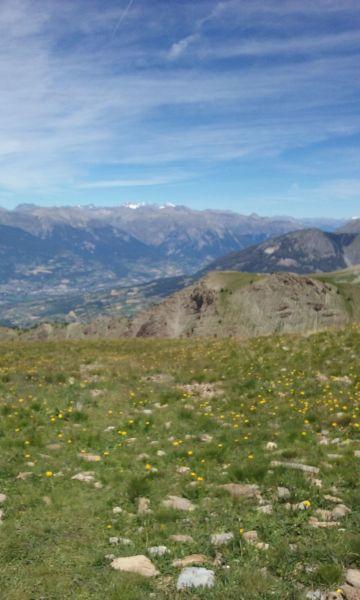 Vista nelle vicinanze Affitto Monolocale 101432 Les Orres