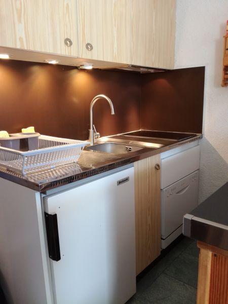 Cucina all'americana Affitto Monolocale 107723 Puy Saint Vincent