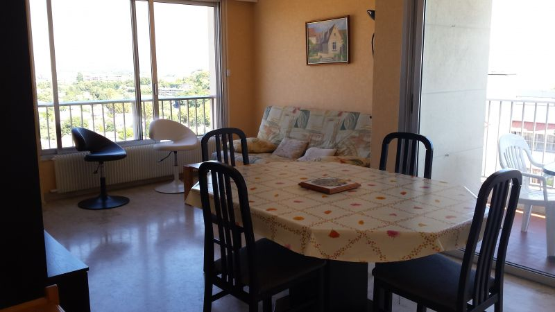 Soggiorno Affitto Appartamento 107906 Antibes