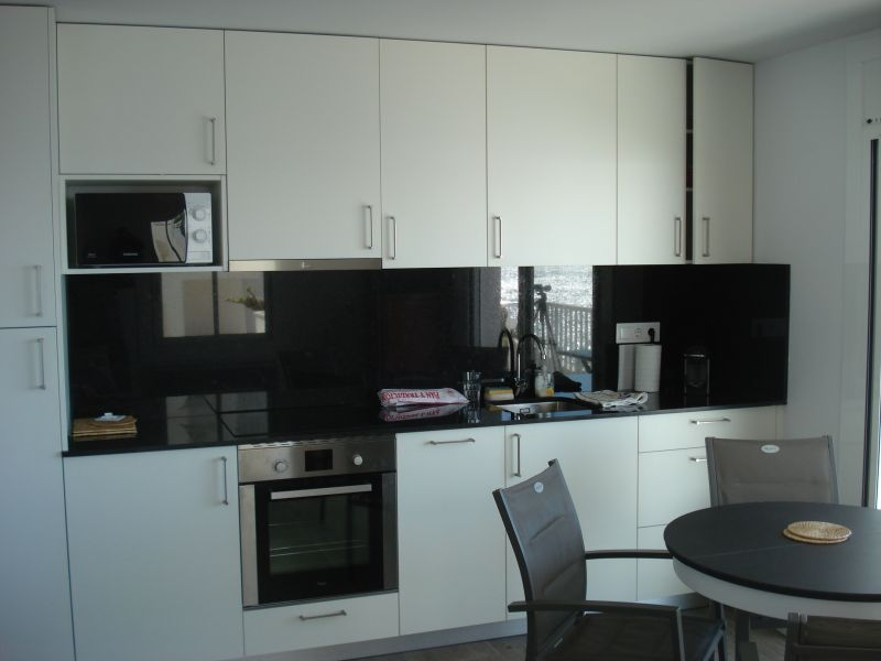 Cucina all'americana Affitto Appartamento 109610 Rosas