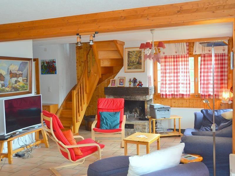 Soggiorno Affitto Chalet 111750 Saint-Luc