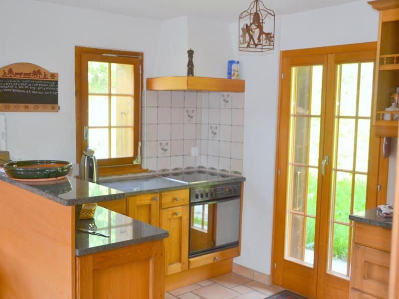 Cucina all'americana Affitto Chalet 111750 Saint-Luc