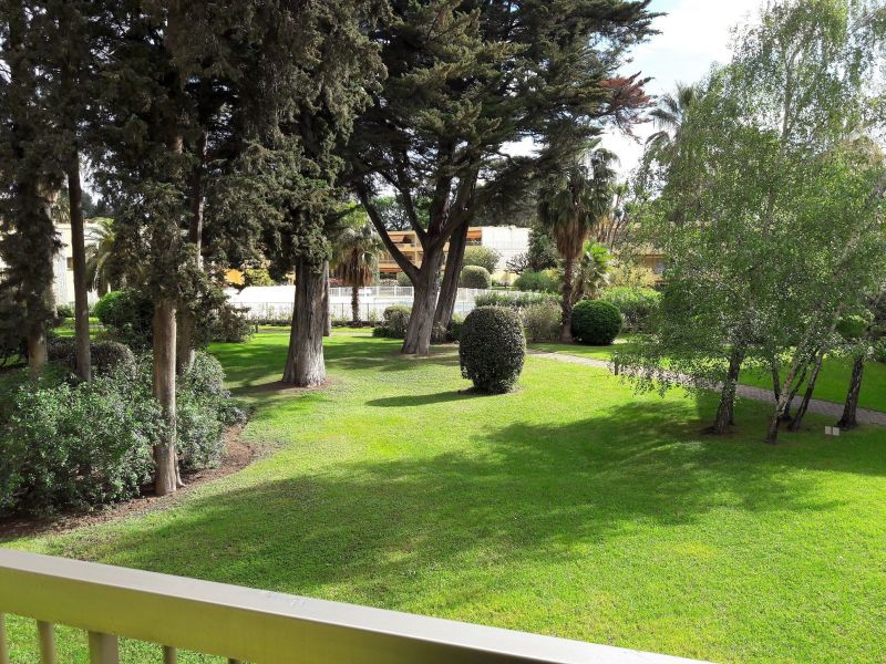 Vista dal terrazzo Affitto Appartamento 114308 Antibes