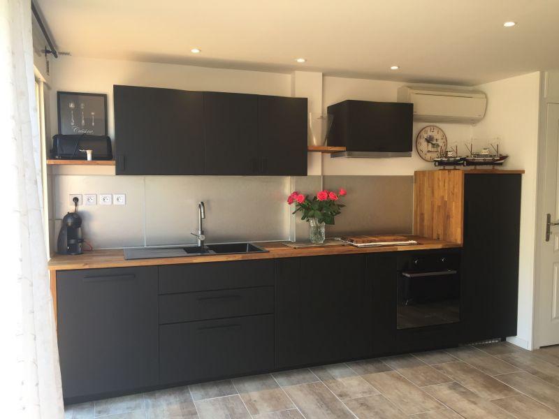 Cucina all'americana Affitto Appartamento 117249 Le Lavandou