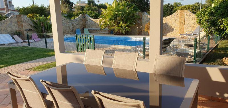 Vista dal terrazzo Affitto Villa  118399 Albufeira