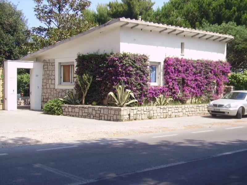 Vista esterna della casa vacanze Affitto Villa  119601 Orbetello