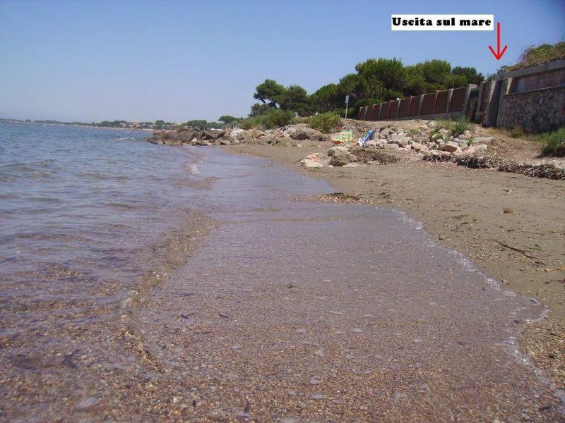 Spiaggia Affitto Villa  119601 Orbetello