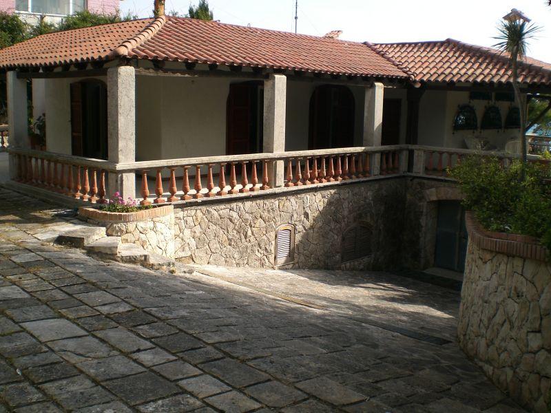 Vista esterna della casa vacanze Affitto Villa  63887 Torre dell'Orso