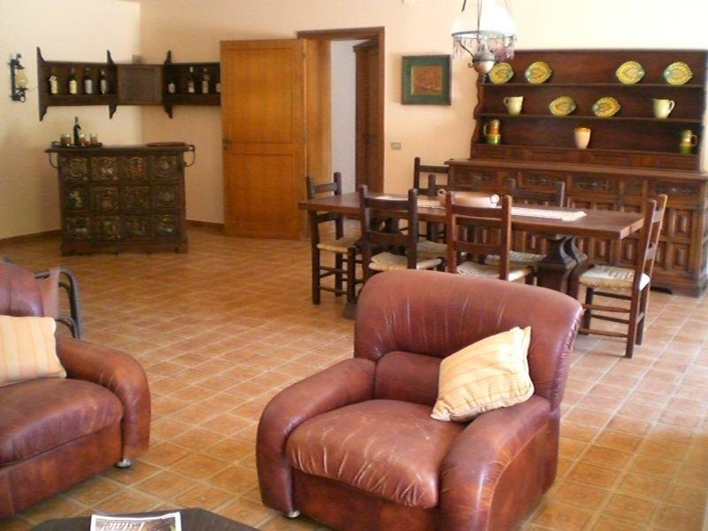 Soggiorno Affitto Villa  63887 Torre dell'Orso