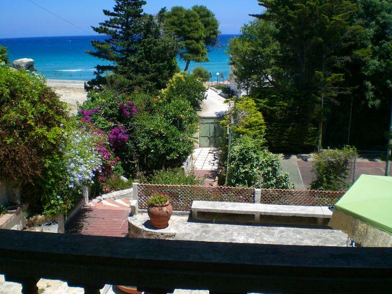 Vista dalla casa vacanze Affitto Villa  63887 Torre dell'Orso