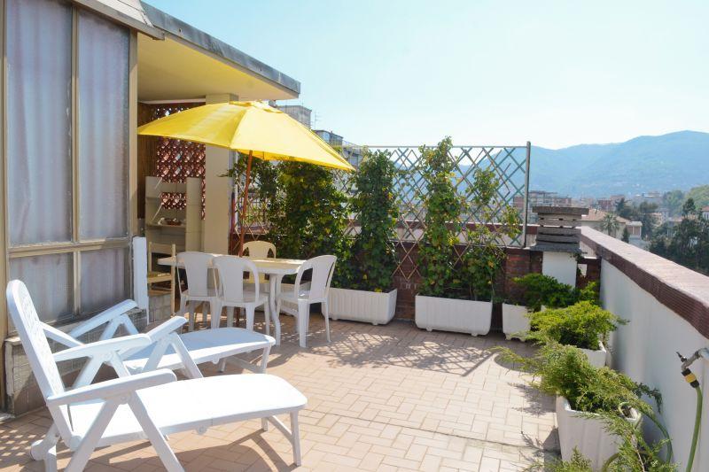 Vista dal terrazzo Affitto Appartamento 71921 La Spezia