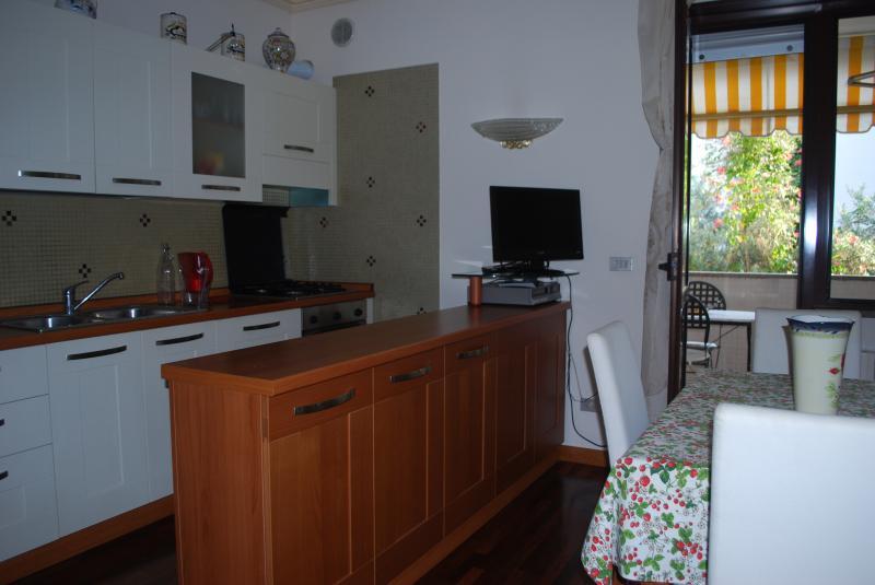 Cucina all'americana Affitto Appartamento 72602 Sanremo