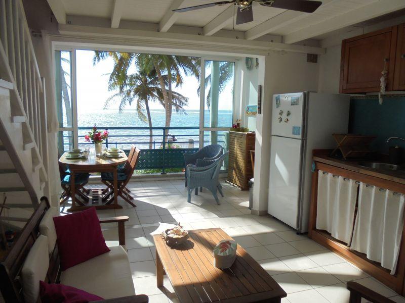 Salotto Affitto Appartamento 73124 Sainte Anne (Guadalupa)