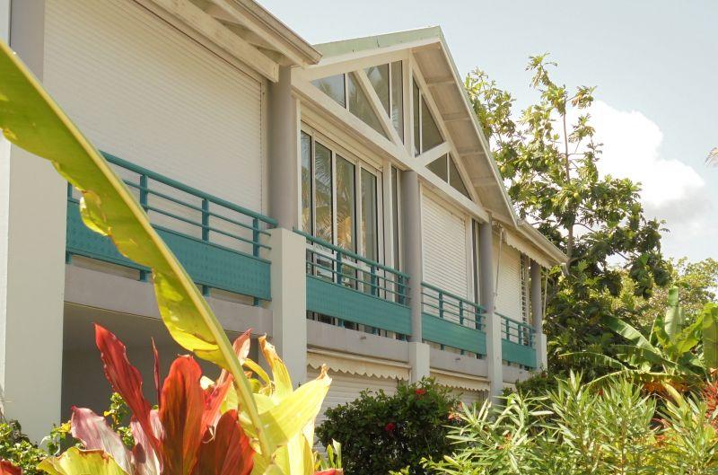 Pianta casa vacanze Affitto Appartamento 73124 Sainte Anne (Guadalupa)
