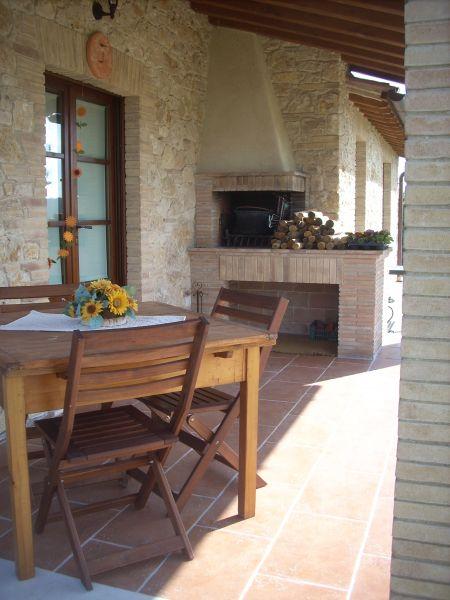 Barbecue Affitto Villa  77711 Amelia