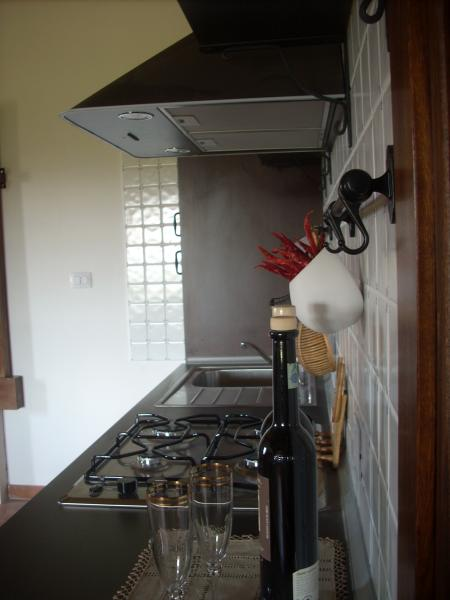 Cucina all'americana Affitto Villa  77711 Amelia