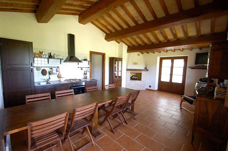 Soggiorno Affitto Villa  77711 Amelia