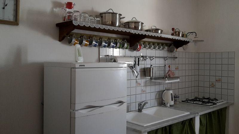 Angolo cottura Affitto Appartamento 78356 Tre Fontane