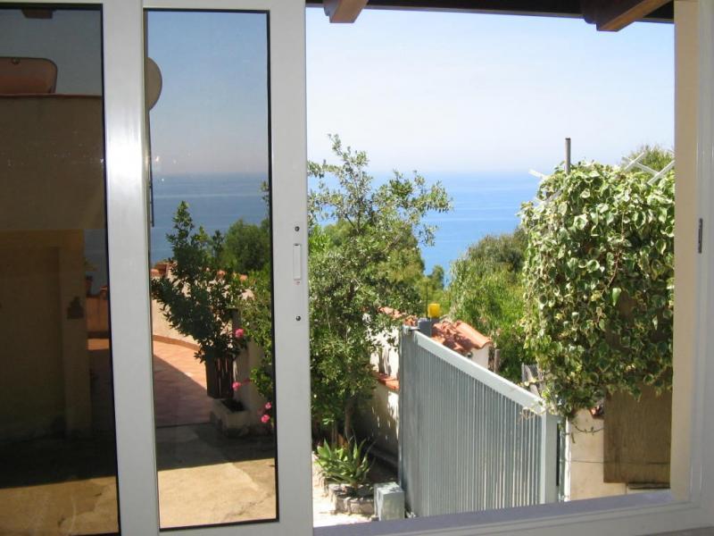 Vista dalla casa vacanze Affitto Monolocale 79110 Gaeta