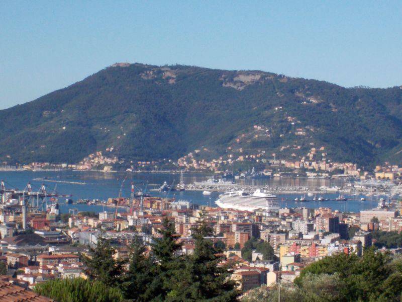 Vista dalla casa vacanze Affitto Appartamento 79780 La Spezia