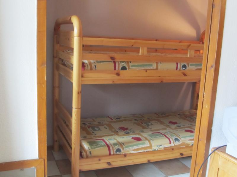 Zona notte cabina Affitto Monolocale 80546 Tignes