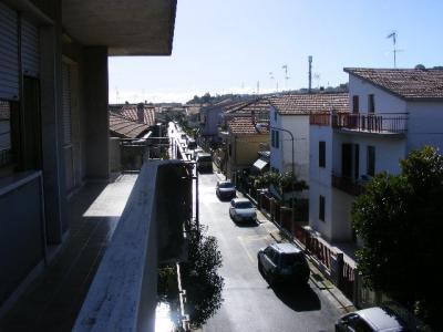 Vista dal balcone Affitto Appartamento 83270 Roseto degli Abruzzi