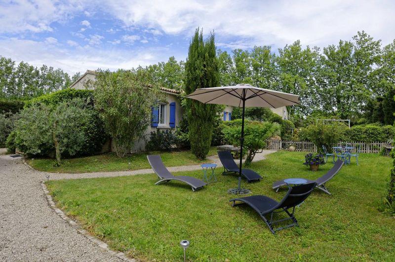 Giardino Affitto Casa 84879 Saint Rémy de Provence