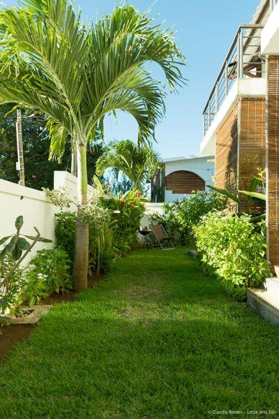 Giardino Affitto Appartamento 89768 Grand Baie