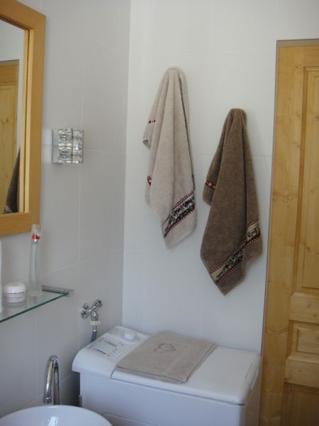 Doccia Affitto Appartamento 91122 Samoëns