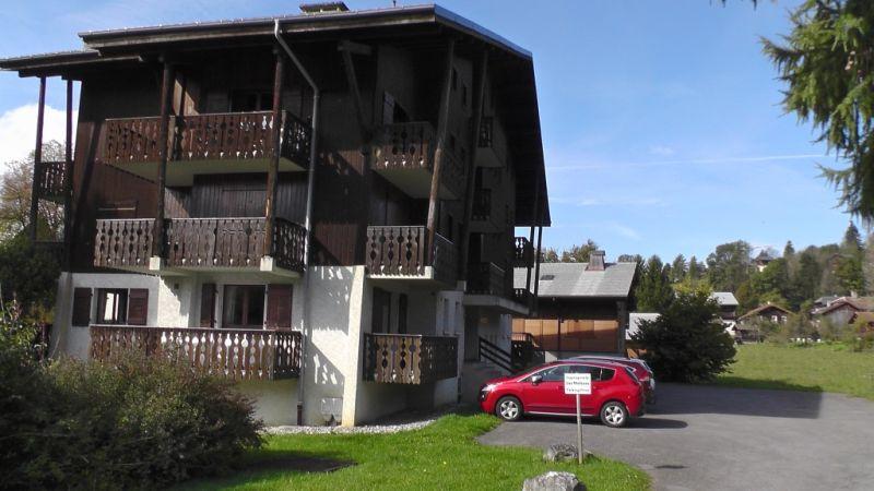 Parcheggio Affitto Appartamento 91122 Samoëns