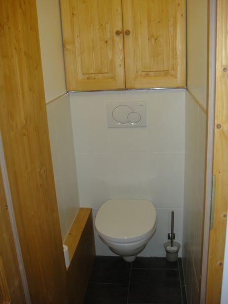WC indipendente Affitto Appartamento 91122 Samoëns