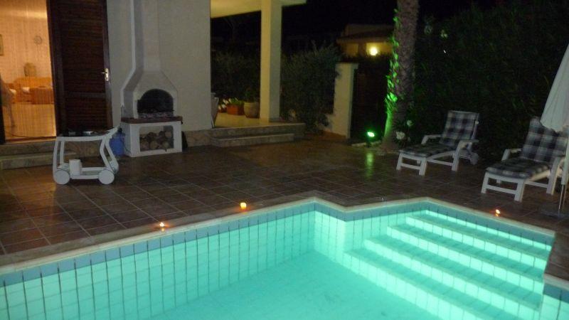Vista dalla casa vacanze Affitto Villa  92036 Tre Fontane